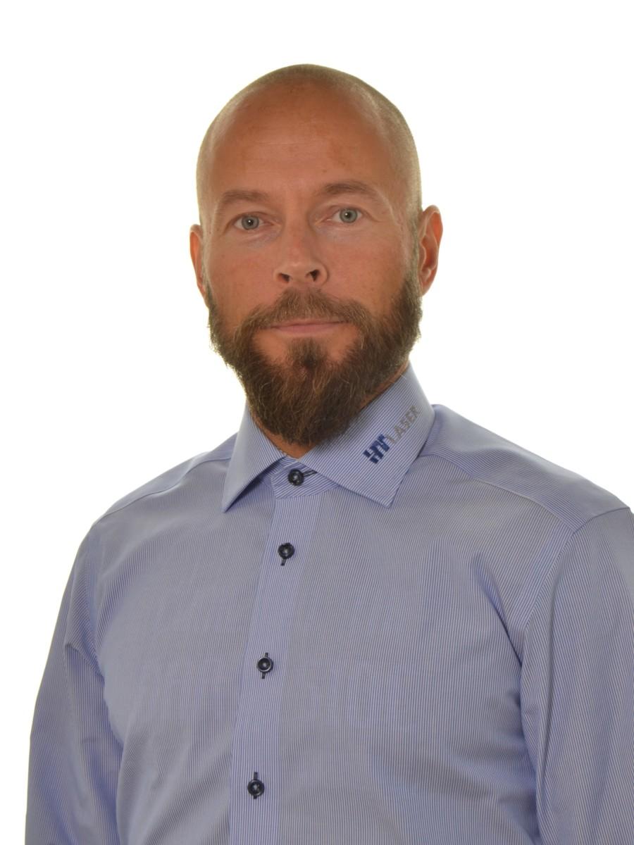 Henkilökuva Juss Siekkinen, myynti, HT Laser Tampere